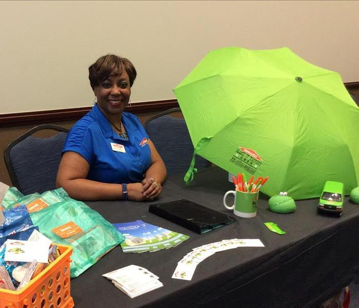 Christi at the 7th Annual Southwest Hoarding Conference