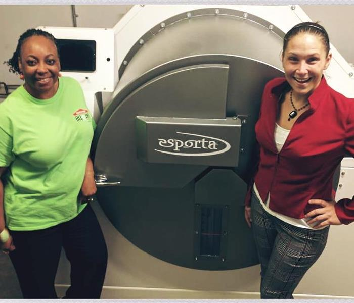 Esporta for Textile Cleaning