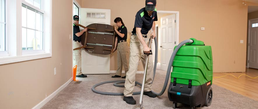 Waxahachie, TX residential restoration cleaning